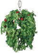 CAI 00360 - HOLIDAY COTTON WREATH - LARGE